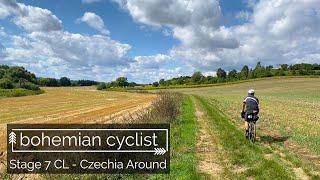"""Bikepacking Czechia - Kromeriz to Brno. Stage 7 """"Czechia Around"""" Central Loop"""