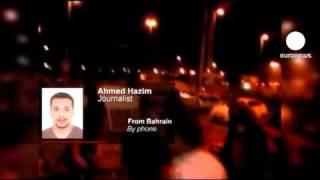 Bahreïn : un journaliste témoigne