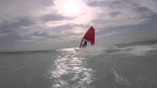 Kitesurfing Tabuhan Island ( Indonesia )