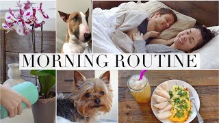 My Spring Morning Routine 2018