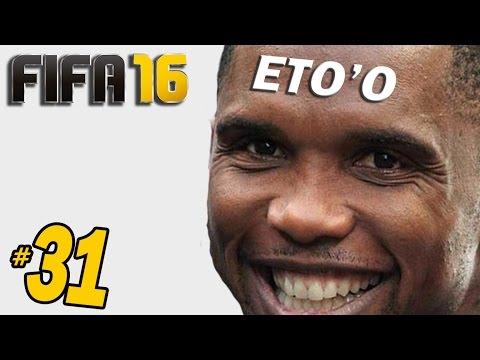 FIFA 16 Kariyer #31: ŞAMPİYONLAR LİGİ TARİHİ MAÇ