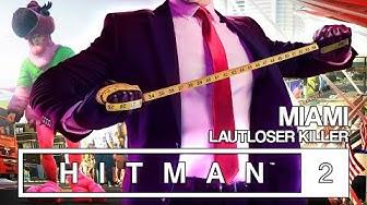 HITMAN 2 - Miami, Das Maß aller Dinge - Unfälle/Lautloser Killer