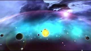 SolarSystem / Unity3D MainMenu Experiment 2014