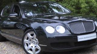 Bentley Continental Flying Spur Mulliner
