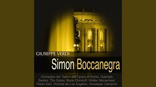 Simon Boccanegra Act III Piango Perchè Mi Parla Fiesco Simone Amelia Gabrieli