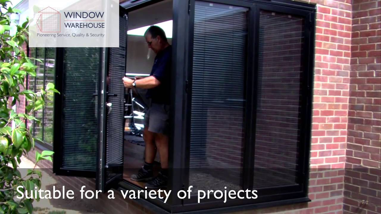 Aluminium Bi Fold Doors. Window Warehouse Ltd
