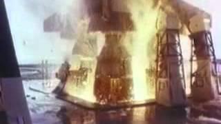 Iron Savior - This Flight Tonight (modified) Saturn V Start