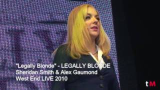 """""""Legally Blonde"""" - LEGALLY BLONDE (West End Live 2010) Resimi"""