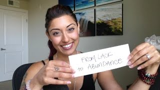 From Lack to Abundance