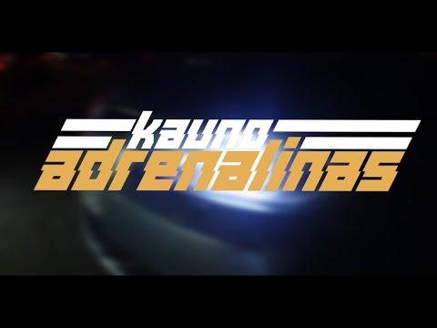 Kauno Adrenalinas [Official video]