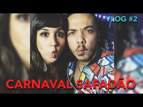 Vlog: Carnaval em Salvador com Safadão #2 | Foquinha