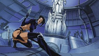 Aeon Flux - CD-ROM Ticari