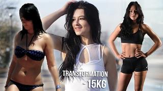 Ma TRANSFORMATION ! Avant/Après -15 kg