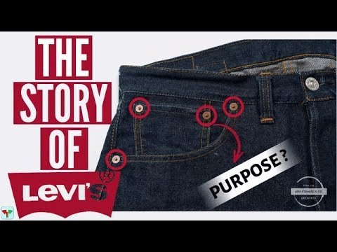 The Story Of Levis Jeans | History Of Levis Jeans | Jacob Davis And Levi Strauss Story