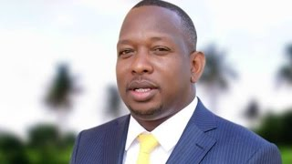 BREAKING NEWS: Mike Sonko at Jubilee Headquarters to get his nomination certificate