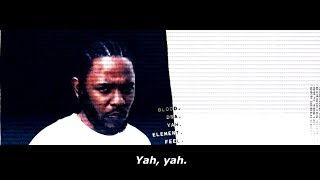 Kendrick Lamar - Yah (Subtitulada en Español)