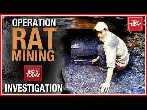 Operation Rat Mining : Dark Side Of Coal Mining In Meghalaya Exposed | India Today Investigation