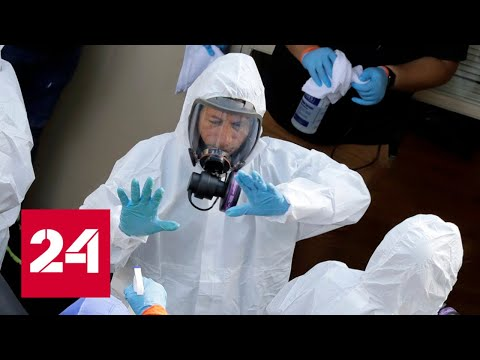 Вирусная война: Россия ввела жёсткие меры против COVID-2019. 60 минут от 26.03.20