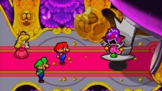 Mario & Luigi: Partners in Time - 75 - Boss: Princess Shroob