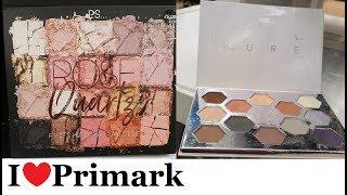Primark Makup & Cosmetics  | October 2018 | I❤Primark