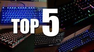 TOP 5 teclado mecânico até 500 reais (PT-BR)
