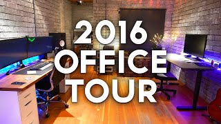 Epic Office Tour! (Early 2016)