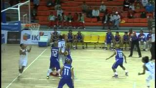 27th SEA Games - Day 7 - Men Basketball Cambodia Vs Philippines