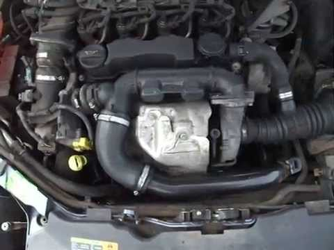 Dpf Filter Removal And Cleaning Ford Focus Tdci Youtube