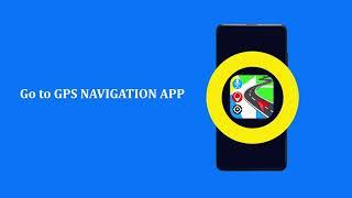 Gps Navigation: Road Maps Driving & Directions screenshot 1