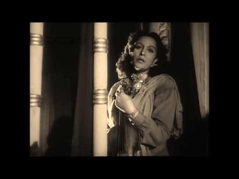 # 0 LATA JI~Film~AFSANA~1951~Wo Paas Bhi Rehkar Paas Nahin~ One of My Favs