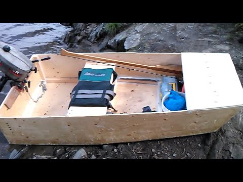 How To Build a Boat - DIY - How I Built This Boat