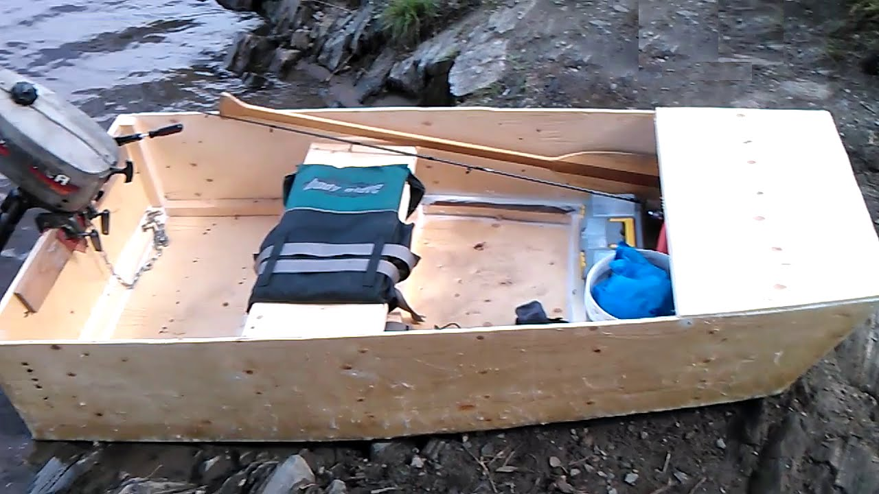 How To Build A Boat Diy How I Built This Boat Youtube