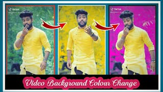 Video Background Colour Change | How to Change video background colour | Rezabul Tech