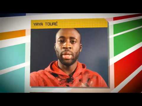 Yaya Toure interview for 2016 BBC African Footballer of the Year award