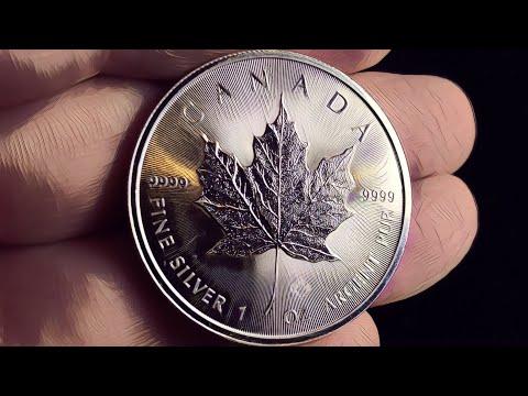 Apmex Send Me Over A Spotless Canada 🇨🇦 Silver Maple 🍁
