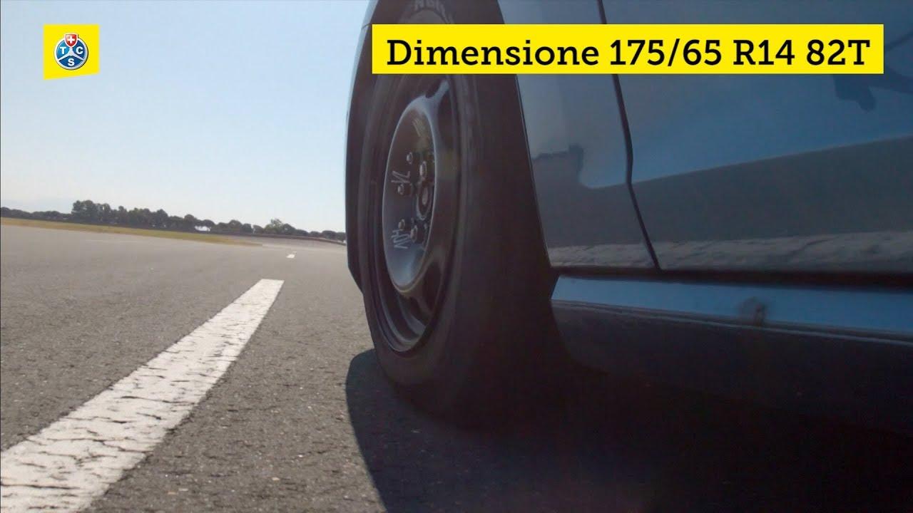 Pneumatici tutte stagioni Firestone Multiseason 175//65//R14 82T E//C//71