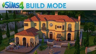 The Sims 4: Build Mode Official Gameplay Trailer