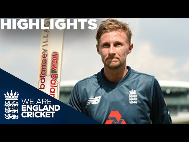 Joe Root Scores His 12th ODI Hundred 