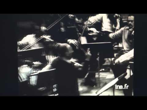 Heifetz Rehearsals & Conversation