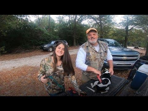 South Carolina Dog Drive Deer Hunting 2019, Blackville SC