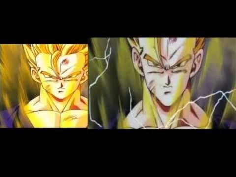 Dragon Ball Z Was Gohan Ssj1 Or Ssj2 Against Lssj Broly In Second