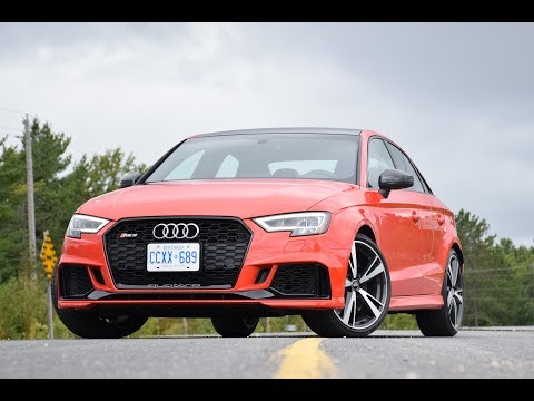 2018 Audi RS3 Test Drive Review