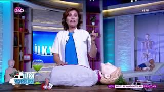İlk Yardım - Göğüs Ağrısı Mı, Kalp Krizi Mi? - 11 10 2018