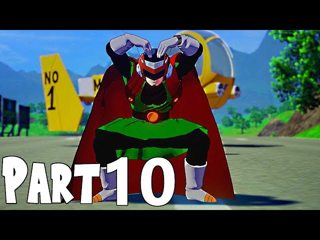 Dragon Ball Z Kakarot Gameplay Walkthrough Part 10- Great Saiyaman & The World Tournament [DBZ]