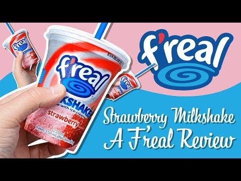f'real-milkshake-strawberry-😋-a-f-real-review
