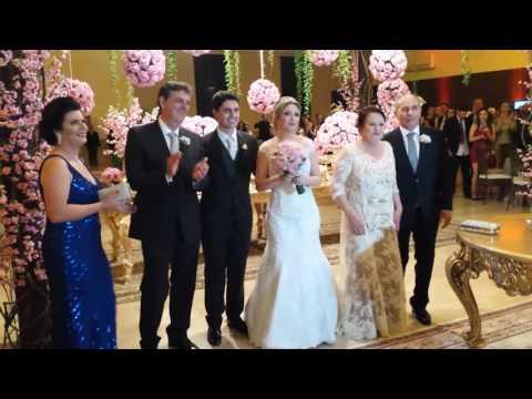 Casamento Fábio Kleveston e Gabriela Marangoni Damiani - 15/10/2016