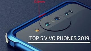 World's Top 5 Best VIVO Phones for 2020 !