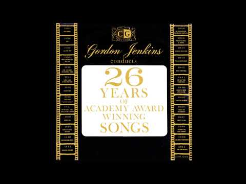 Gordon Jenkins   26 Years of Academy Award Winning Songs  GMB