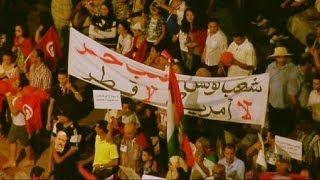 Тунис: правительство исламистов уходит в отставку(В Тунисе коалиционное правительство исламистов...