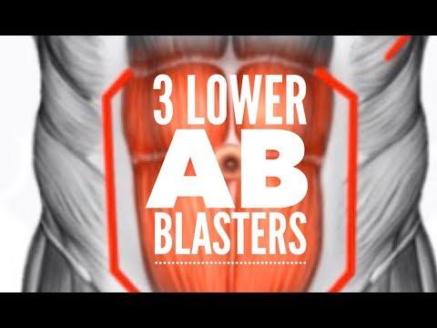3 Lower Ab Blasters